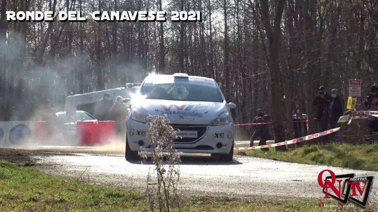 15° Rally Ronde del Canavese 2021: Inversione Bivio Prascorsano / Rivara