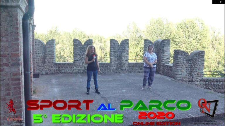 Rivarolo Canavese – Sport al Parco 2020 – 5° Edizione – Online Edition