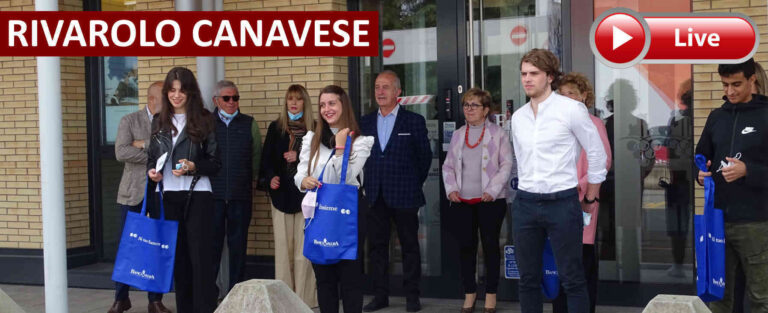 Rivarolo Canavese – Consegna Borse di studio della Fondazione RivaBanca