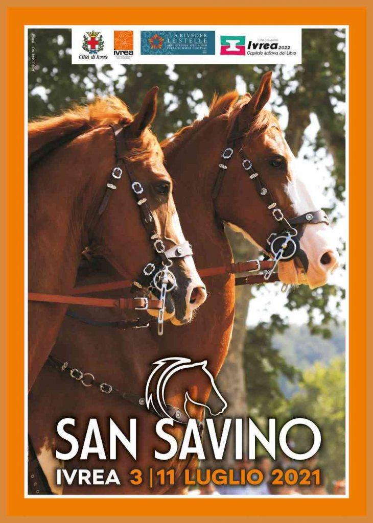 Ivrea – San Savino 2021